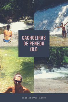 Dicas para fazer um tour pelas quatro principais cachoeiras de Penedo, na região serrana do Rio de Janeiro.