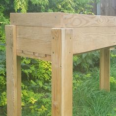 Planter: made-to-measure by thepalletplanters on Etsy