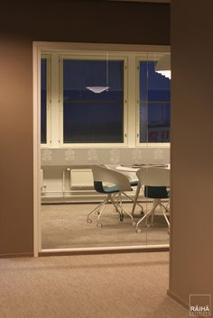interior architecture by RÄIHÄ interiors | office design, modern office, go-working, meeting, trend colors 2017. Interior design Päivi&Lars Räihä, 2016