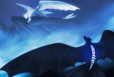 Furies by Haskiens on DeviantArt Httyd Dragons, Cool Dragons, Dragon Rider, Dragon 2, How To Train Dragon, How To Train Your, Toothless Wallpaper, Night Fury Dragon, Dragon Sketch
