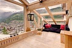The Heinz Julen Penthouse Zermatt