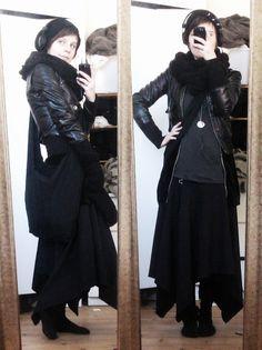 Shortcut to the stars: Photo Dark Mori, Dark Fashion, Alternative Fashion, I Dress, Girly Things, Dress To Impress, Going Out, What To Wear, Glamour