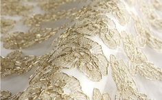 gold lace table runners