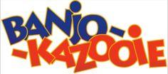 BANJO KAZOOIE Banjo Kazooie, Game Logo, Burger King Logo, Logos, Tattoo, Soundtrack, Video Game Characters, Bands, Logo