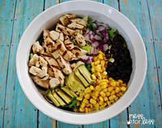 As a busy work at home mom, I don't have the time to make an elaborate lunch for myself. Sometimes this results in me grabbing some fast food or other equally less healthy options. But in less time than it takes to do that, I can make this flavorful Southwest Chicken Salad Recipe thanks to …