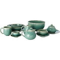 JARS Jade crockery range