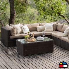 #Primavera #AireLibre #Sodimac #Terrazas #Living