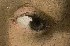 The Girl with the Pearl Earring (detail), Vermeer