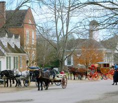 The reNOUNed Nest: Christmas In Colonial Williamsburg: Daily Stroll