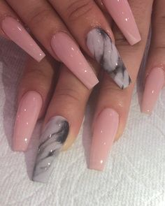 Henry Nguyen on Jus a simple look me if u like these cute nails design Summer Acrylic Nails, Best Acrylic Nails, Summer Nails, Hair And Nails, Aycrlic Nails, Coffin Nails, Glamour Nails, Fire Nails, Dream Nails
