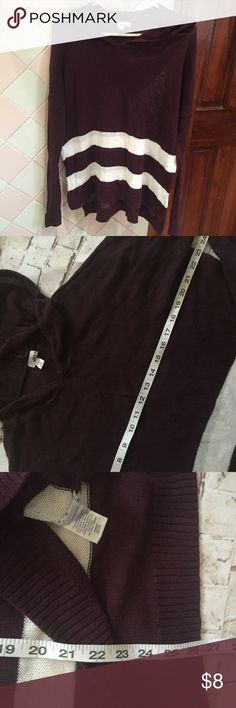 Abound large hooded knit top Great condition! All my items are pictured accordingly. Every details are on the picture. If not pictured the dry clean tag, item doesn't need dry clean. Measurements are also in the photos and the details of the fabric. Please zoom in. Please check accordingly. Bundle & save!! Always message me if you need more discount on your items. I try to work as best as I can. Thank you! Tops Sweatshirts & Hoodies