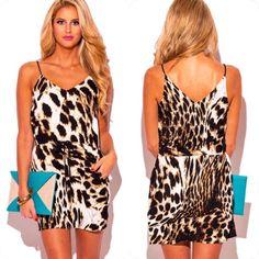 "Spotted while shopping on Poshmark: ""SPAGHETTI STRAP DRESS""! #poshmark #fashion #shopping #style #Dresses & Skirts"