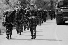 Gurkhas Regiment of the British Army During the War in Kosovo - 42 ...