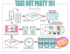 #OrigamiOwl TakeOut Party! Want to host a virtual party?   ~ Origami Owl See it all at  Amy Hall, Independent Designer  ❥TO SHOP: http://amyhall.origamiowl.com/  -or- click on the pic to order ❥TO HOST JEWELRY BAR OR REQUEST CATALOG E-MAIL: ajjmhall@hotmail.com ❥LEARN ALL ABOUT JOINING MY TEAM: http://amyhall.origamiowl.com/en/join-our-team.ashx  Designer ID# 42622