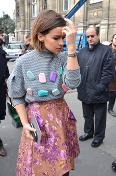 miroslava duma, she always looks so effortlessly amazing