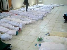 Dozens of children killed in Houla 'massacre'