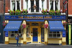 The Freemasons Arms / Long Acre | by Images George Rex