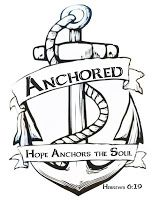 anchored in Christ (change words)