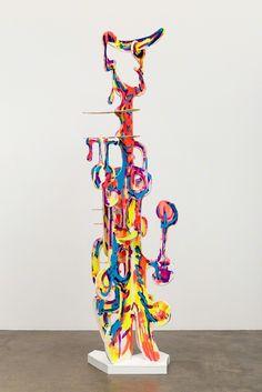 Aaron Curry, 'Untitled,' 2014, David Kordansky Gallery