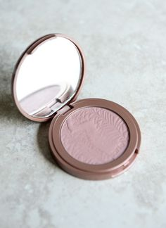 tarte amazonian clay blush in exposed | howsweeteats.com