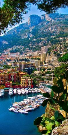 Monaco ~ is a sovereign city-state located on the French Riviera in western Europe.
