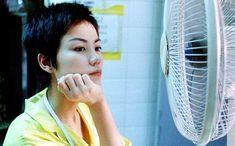 Faye Wong at Chungking Express (Wong Kar Wai, Faye Wong, Chungking Express, Face Study, Texturizer On Natural Hair, Sundance Film Festival, Cinemagraph, Nostalgia, Film Stills, Great Movies
