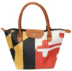 Maryland Flag bag