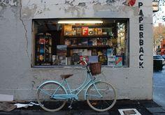 The Paperback Bookstore, Melbourne Australia. Photo: broadsheet.com