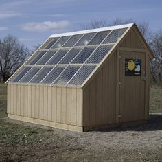 Wood Magazine's Solar Kiln