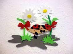 """Képtalálat a következőre: """"tavaszi dekoráció óvodába"""" Earth Day Projects, Projects To Try, Flower Crafts, Animal Drawings, Paper Crafts, Jar, Neon, Spring, Flowers"""