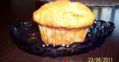 Banana muffins (nice alternative for softened, blackened bananas) Muffins, Cake Recipes, Dessert Recipes, Cheesecake Cupcakes, Angel Cake, Greek Recipes, Cupcake Cakes, Cup Cakes, Sweet Tooth