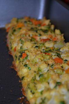Fotorecept: Zeleninový nákyp