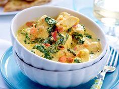 Low Carb–Rezepte - leicht und lecker - haehnchen-kokos-curry  Rezept