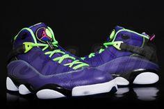 """""""Bel Air"""" Jordan 6 Rings"""