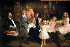 LA familia de Rafael ..