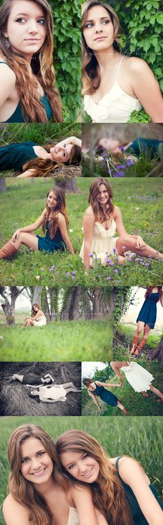 Shannon Hunt Photography- me and my best friend- so going to do this for a BFF photo shoot: