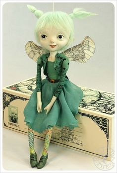 Pearl Snoha - Foreigner Fairy by the Filigree on Flickr.