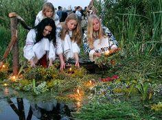 Słowianolubia: Kult wody u Słowian  | ⇆ 333 f PL