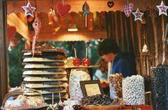 Christmas market Brunico