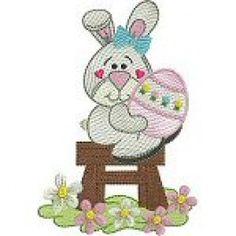 Ten cute Easter themed designs!