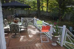 Outdoor Furniture Sets, Outdoor Decor, Quebec, Bed And Breakfast, Home Decor, Decoration Home, Room Decor, Quebec City, Home Interior Design