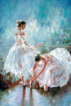 Raindrops and Roses Ballerina Painting, Ballerina Art, Ballet Art, Ballet Dancers, Ballerinas, Raindrops And Roses, Figurative Kunst, Dance Paintings, Dance Pictures