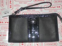COACH SUTTON LEATHER ZIPPY WALLET-NEW W-TAGS-PHOTONS-F47108 & I'M PAYING THE SLICE!!!