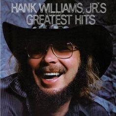 Hank Williams Jr. - Greatest Hits on Limited Edition Colored LP - direct audio