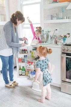 5 Super-Smart Storage Ideas to Steal from One Kitchen   Kitchn