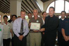 One Palm Green Lodge Ceremony - November 2007   Rosen Shingle Creek   #RosenHotels #Orlando #Florida #idrive #green