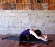 How to Stretch Your Hamstrings and Foot With Janu  Sirsasana C