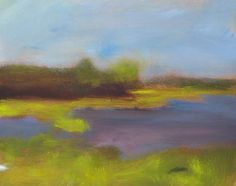 On (Painting) Safari in New England, from The Art of Felice Panagrosso | http://panagrosso.com
