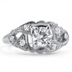 The Lara Ring #BrilliantEarth
