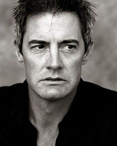 Kyle MacLachlan by Andy Gotts